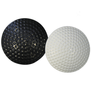 macarons antivol - golf tag