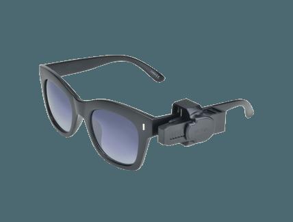 Protection antivol pour lunettes