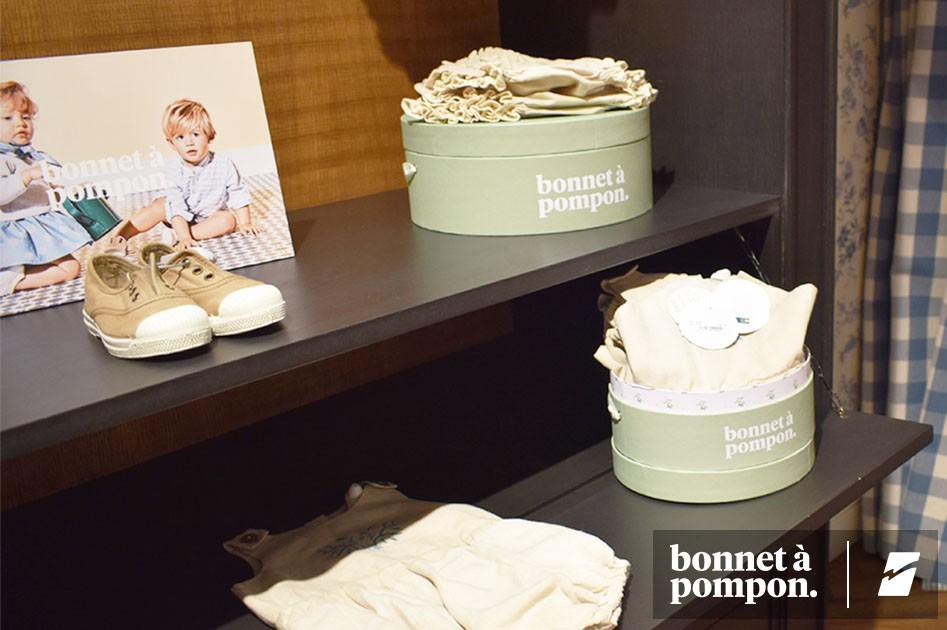 Bonnet à Pompon améliore l'expérience client avec Checkpoint Systems